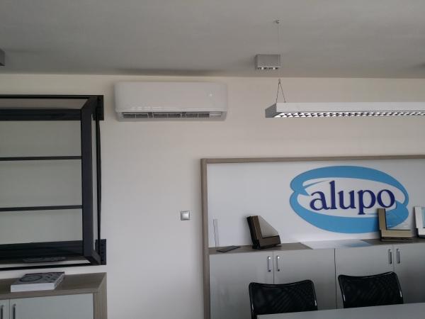 kanceláře Alupo Blansko